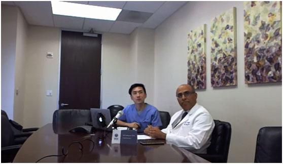 转移性肝癌患者寻求美国肿瘤专家诊疗意见