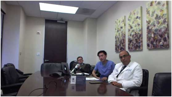 放疗+免疫治疗预后更好,BHCC中美会诊远程指导