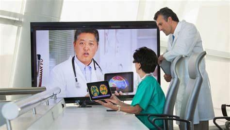 一位医务工作者的美国远程会诊亲历