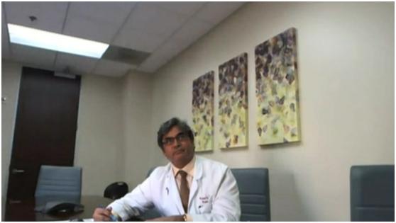 胰腺癌伴肝转移