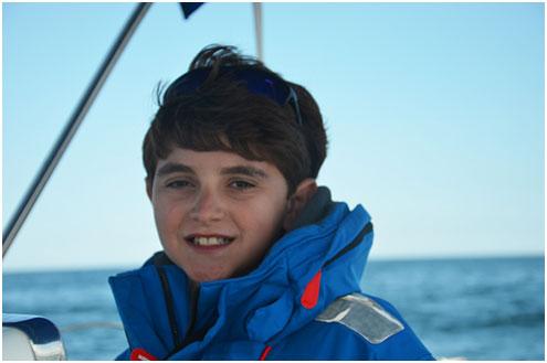 一场严重的肝病让14岁的他重新认识了生命的意义