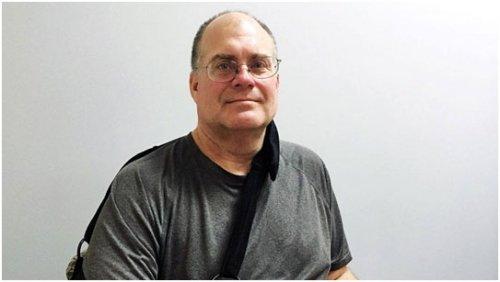 作为一个中风幸存者,他建议高血压患者一定要定期监测血压