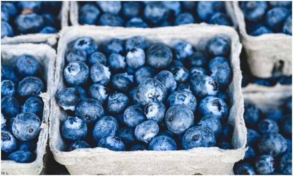 每天吃一盒蓝莓,心血管风险降低15%!