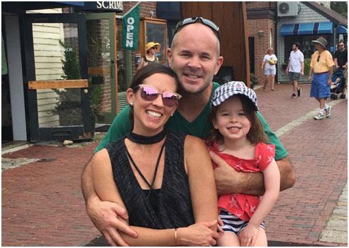 又一名年轻人患结直肠癌!38岁患者与丈夫、女儿携手抗癌