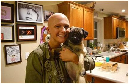 16岁得了癌症,三年经历两次复发!那个女孩现在怎么样了?