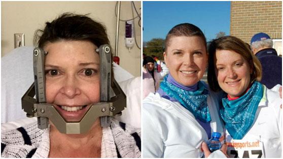 9年前查出晚期肺癌,如今她已回归正常生活!揭开她肿瘤消失的秘密