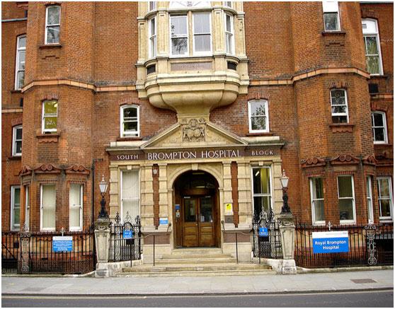 皇家布朗普顿医院