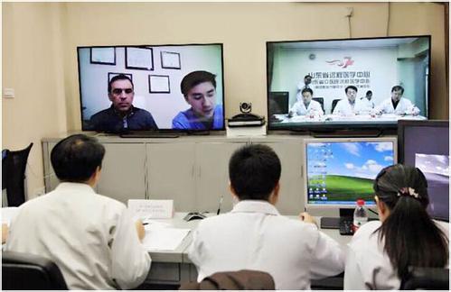 国际远程会诊项目进驻厦门多家医院
