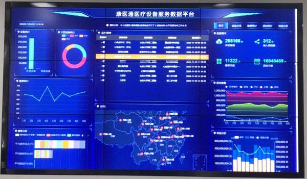 康医通:服务覆盖300余家医院,结合信息化建设医疗设备一站式服务管理平台