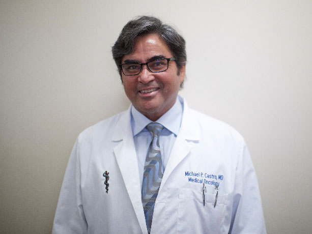 Michael Castro,M.D.