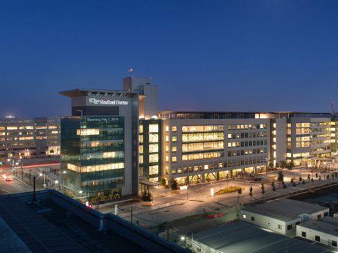 加州大学旧金山分校医疗中心
