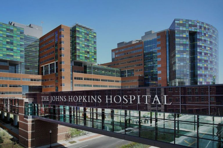 约翰.霍普金斯医院